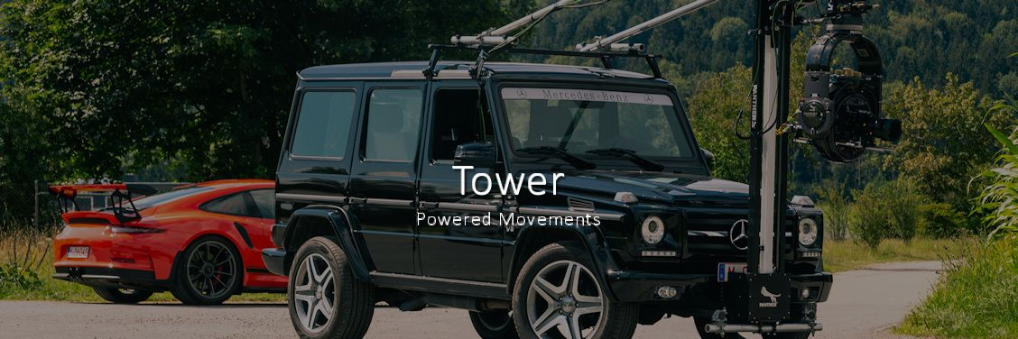 Panther Tower - Powered Movements